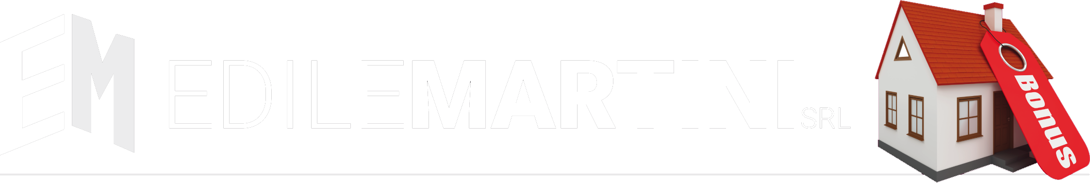 logo edile martini light